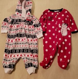 Bundle 2 Baby outfits